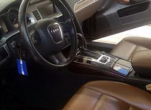 For sale Audi A6 car in Amman