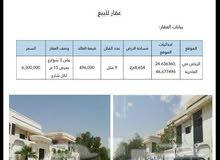 للبيع مجمع سكني عبارة عن 9 فلل في حي الفاخريه على ثلاث شوارع