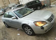 For sale 2005 Grey Altima