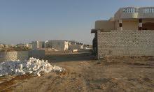 قطعه ارض 120 متر كردون مباني بتقسيم المحامين -  بالمنصوره