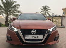 نيسان التيما رقم واحد Nissan Altima full options 2019