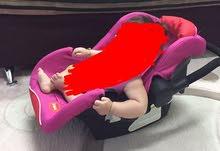 كرسي اطفال للبيت والسيارة