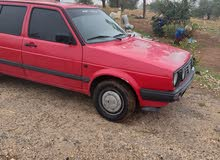 Volkswagen GTI 1991 For sale - Red color