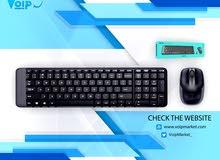 Logitech MK220 Wireless Keyboard