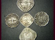عملة الهند القديمه