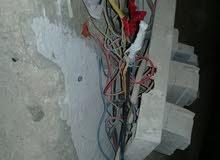 ابو الحاج للكهرباء والتعهدات الكاملة والتشطيب الداخلي والخارجي صيانه عامه