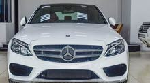 2017 MERCEDES BENZ C200 PERFECT INSIDE OUT NO PAINT NO ACCIDENT IN GOOD CONDITION