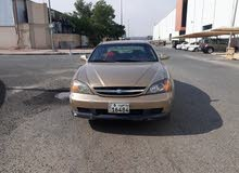 Gold Chevrolet Epica 2004 for sale