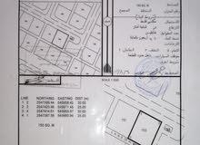 ارض للبيع في حي السلام