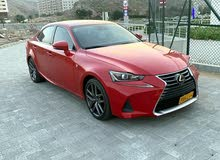 Lexus IS 200 car for sale 2017 in Muscat city