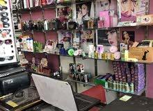 مكتبه لبيع كافه محتوياها في حي الجهاد