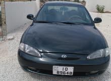 Gasoline Fuel/Power   Hyundai Avante 1995