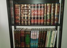 مجموعة كبيرة من الكتب الإسلامية