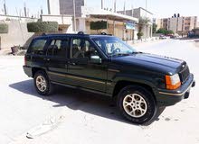 For sale 1994 Green Grand Cherokee