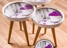 طاولات طقم تركي