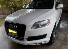 Audi Q7 2007 For sale - White color
