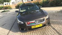 Nissan Maxima 2012 For sale - Brown color