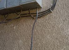 (5) صناديق عداد  كهرباء للبيع