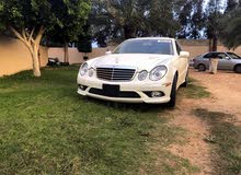 Automatic White Mercedes Benz 2009 for sale