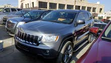 Jeep Grand Cherokee car for sale 2012 in Amman city