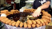 معلم تحضير حمص فول فلافل درجه اولى خبره 14 سنه في مجال المطاعم
