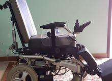 كرسي متحرك كهربائي لذو الاحتياجات الخاصه