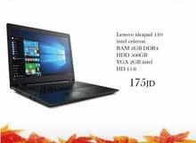 لابتوب Lenovo 4gb ram كفاله سنه