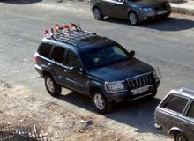 Automatic Blue Jeep 2001 for sale