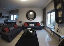 شقة مفروشة بالكامل للايجار - جبل عمان