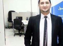 رئيس حسابات خبرة 10 سنوات بشركات كبرى في المملكة السعودية