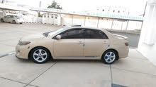 Gasoline Fuel/Power   Toyota Corolla 2011