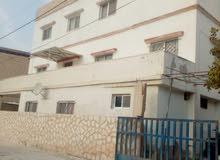 بيت للبيع في الزرقاء جبل رحمه يتكون من ثلاثة طوابق