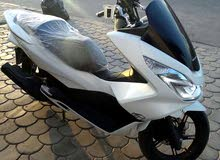 New Honda motorbike up for sale in Tripoli