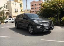 Hyundai Santa Fe 2015 (Green)