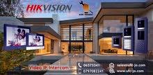 تحكم بمدخل منزلك أو شركتك بسهولة وذكاء مع أحدث تكنولوجيا أنظمة الانتركم الشبكية من Hikvision