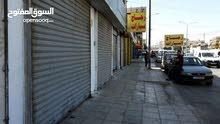 محل تجاري 3 ابواب الوحدات شارع مادبا
