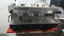 ماكينة قهوة 3 دراع شيمبالى