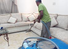 TPC Sofa carpet curtain cleaning services.