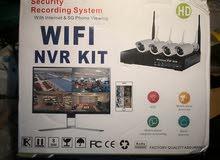 nvr 4ch wifi kit