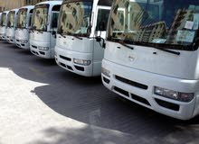 للإيجار باص 30/ 26 راكب -  For rent bus 30 / 26 seat for rent