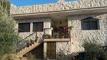 بيت مستقل مع قطعة أرض مشجر منشية بني حسن