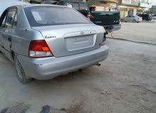 Hyundai Verna Used in Benghazi