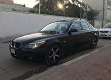 BMW 528 2005 - Manual