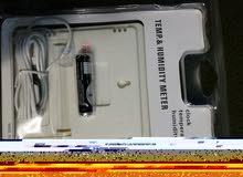 جهاز قياس الحراره ورطوبه