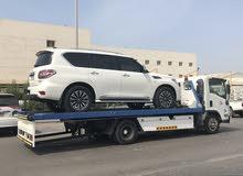 الجراح لحمل السيارات لخدمتكم لداخل الامارات وخارجها