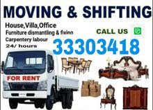 house shifting moving Carpenter work 33303418
