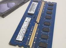 8GB(2x4GB) DDR3 1600Mhz
