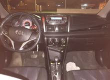 Toyota Yaris car for sale 2014 in Shinas city