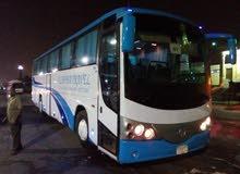 جميع انواع الباصات السياحيه للايجار