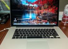 MAC BOOK PRO- Half Price- Intel Core i7- Ram 4GB- Hard 500- Screen 15